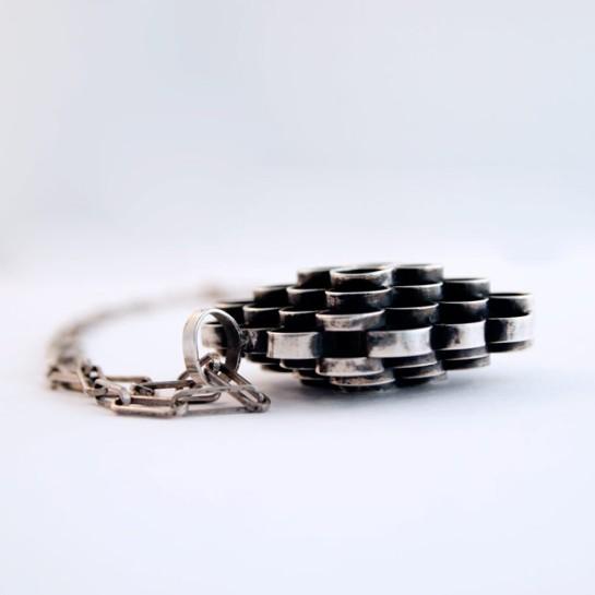 Vintage Silver Aarikka Finland Necklace