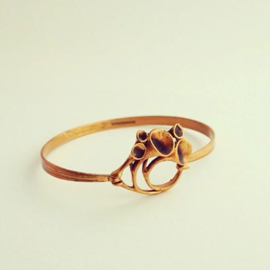 Hannu Ikonen Horns Moss Bracelet