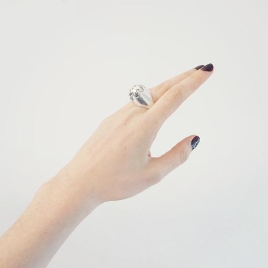 Hans Hansen silver ring