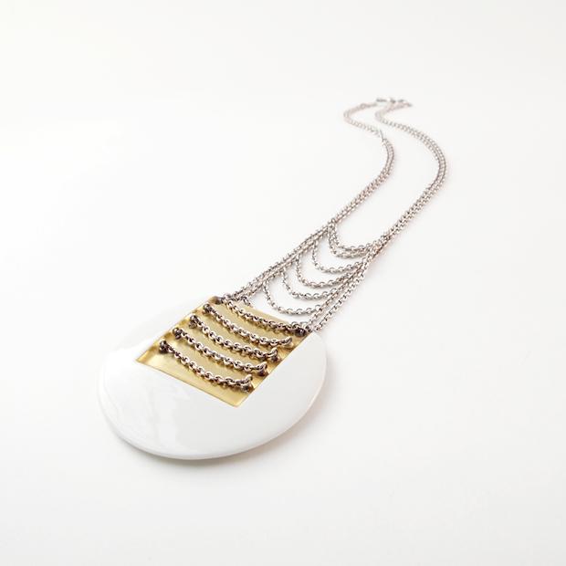 anton michelsen porcelain necklace