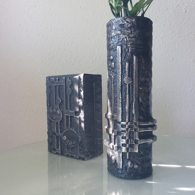 Olaf Joff Vase from Midcentury Norway