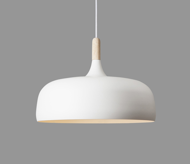 Northern Lighting Acorn Pendant